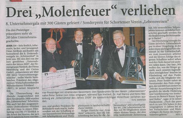 Unternehmergala in Jever